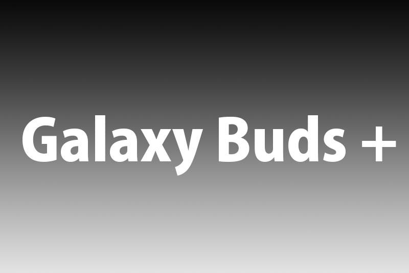 GalaxyBuds+