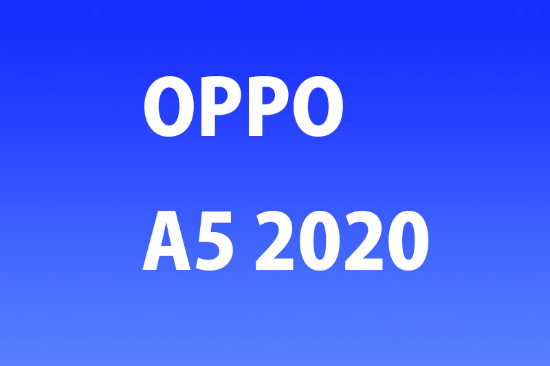 OPPOA52020